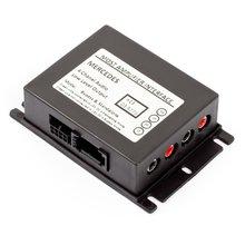 Автомобильный MOST адаптер для подключения аудиоусилителя для Mercedes Benz - Краткое описание