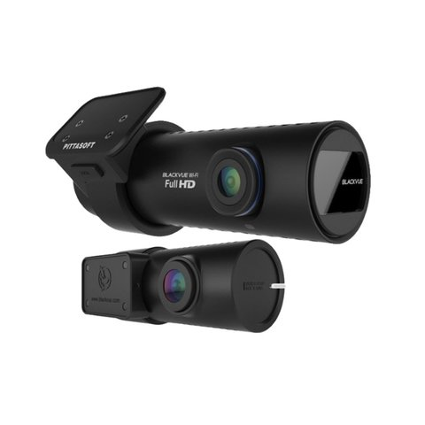 Видеорегистратор с GPS, G сенсором и датчиком движения BlackVue DR 650 S 2СH
