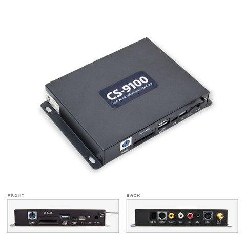 Sistema de navegación GPS para autos Subaru basado en CS9100RV  ~2008 ~2009