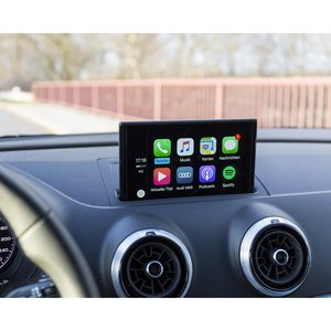 Адаптер с функциями Android Auto и CarPlay для Audi A8L 2012 2017 г.в.