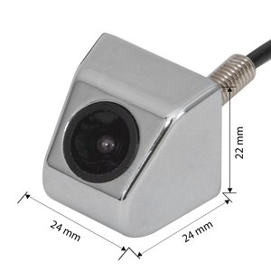 Universal Car Camera CS C0005 in Chrome Case