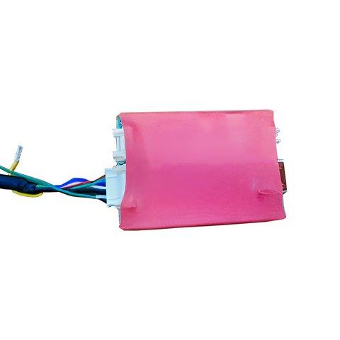 Convertidor de señal de video de LVDSa RGB para QVI