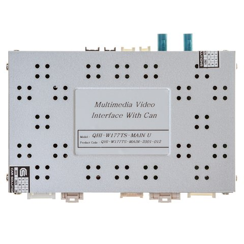 Video Interface for Mercedes Benz Sprinter, A, C, E, S classes of 2016 2019~ YM