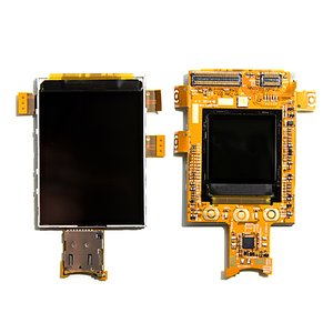 LCD for Fly SX240 Cell Phone, (complete, Original)