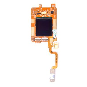 Flat Cable compatible with Samsung Z300, (for mainboard, with small lcd, with components)
