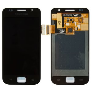 LCD for Samsung I9000 Galaxy S, I9001 Galaxy S Plus Cell Phones, (black, with touchscreen, original (change glass) )