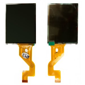 LCD compatible with Canon IXUS 950, IXY810, SD850