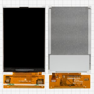 LCD for China-HTC Star W007; China-iPhone W007 Cell Phones, (44 pin, (78*51)) #FPC-S95513D-AAA-1