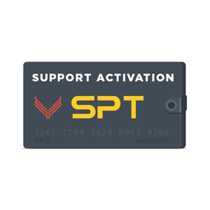SPT Support Activation