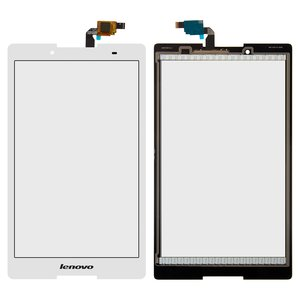 Touchscreen compatible with Lenovo Tab 2 A8-50F, Tab 2 A8-50LC, (white)