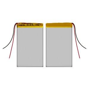 Battery, (80 mm, 45 mm, 3.6 mm, Li-ion, 3.7 V, 1450 mAh)