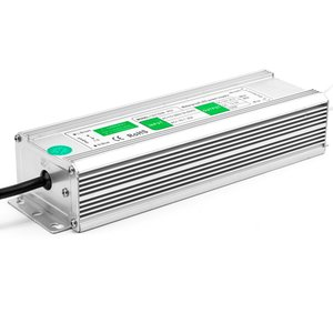 LED Power Supply 12 V, 5 A (60 W), 90-250 V, IP67