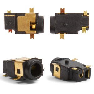 Коннектор зарядки для мобильных телефонов Motorola C330, C350, C380, C390, C450, C550, T180, T192