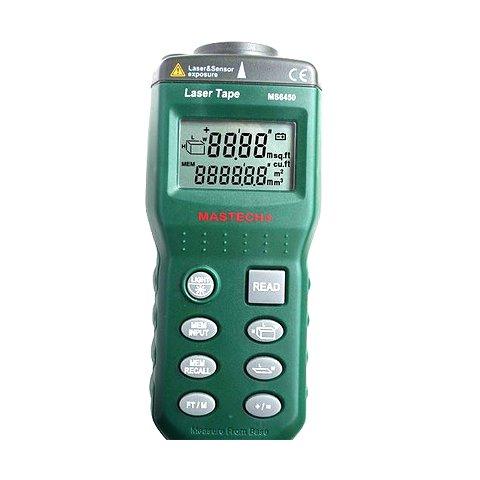 Далекомір ультразвуковий MASTECH MS6450