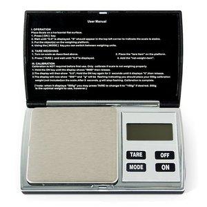 Кишенькові електронні ваги  YF-W5 300 г/0,01 г