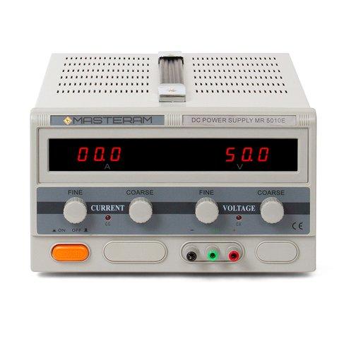 Лабораторний блок живлення Masteram MR5010E