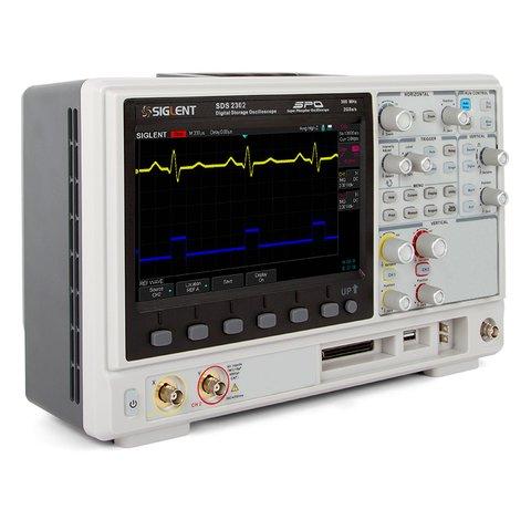Цифровий осцилограф SIGLENT SDS2302
