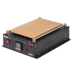 """Пристрій для розклеювання дисплейного модуля (сепаратор) для планшетів, використовується для екранів до 10.1 """""""