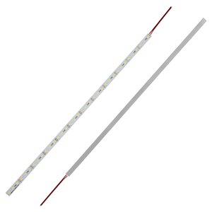 Світлодіодна лінійка на алюмінієвій основі, 50 см, 5630, CW (холодний білий), 6 Вт