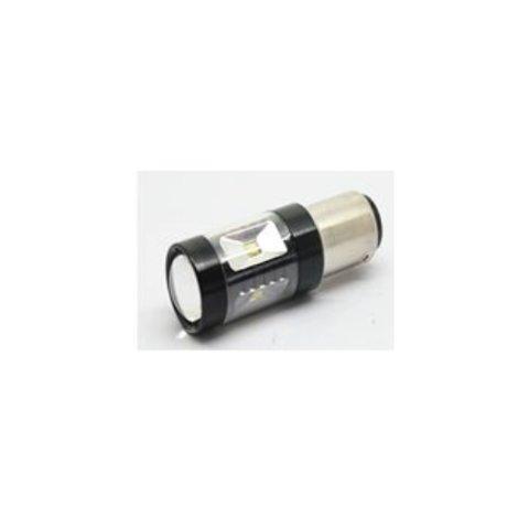 LED лампа гальмування UP 7G 1157HWB 30W(BAY15D  біла, 12 24 В