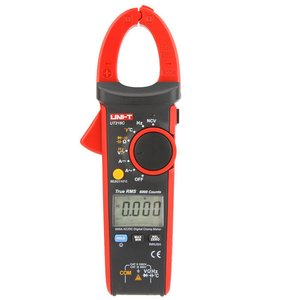 Цифрові струмовимірювальні кліщі UNI-T UTM 1216С (UT216C)