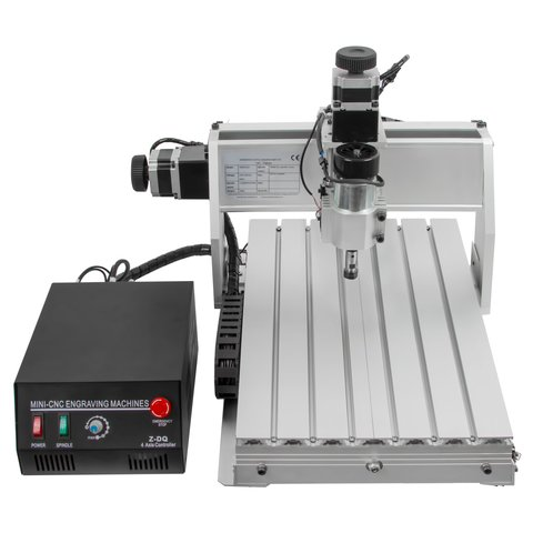 3 axis CNC Router Engraver ChinaCNCzone 3040Z DQ 500 W